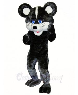 Gray Mouse Mascot Costumes Animal