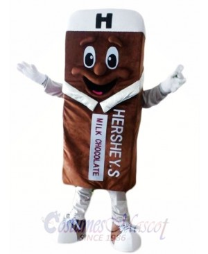 Hot Sale Adorable Milk Chocolate Ice Cream Mascot Costumes Food Snacks