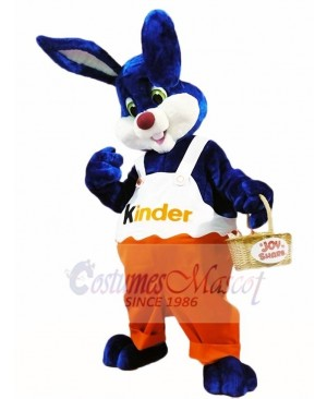 Rabbit Bunny Kinder Mascot Costumes Animal