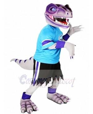 Raptor Velociraptor Dinosaur Mascot Costumes