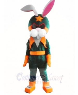 Rabbit Astronauts Space Mascot Costumes Animal