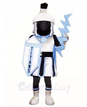 Titan Mascot Costumes People