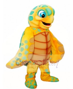 Sea Turtle Mascot Costumes Ocean