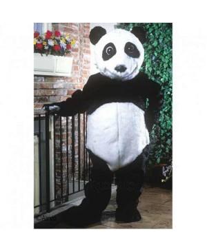 Panda Bear Mascot Costume