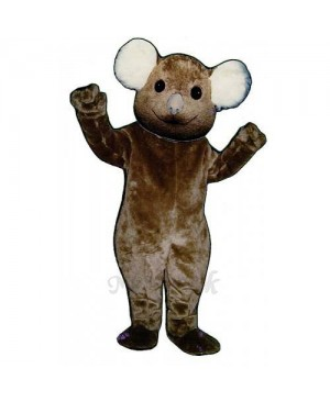 New Kandy Koala Bear Mascot Costume