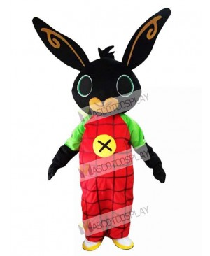 Roger Rabbit BING Easter Bunny Mascot Costume