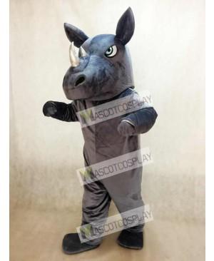 New Rhinocerous Rhino Mascot Costume