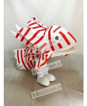Lionfish Mascot Costume for Aquarium