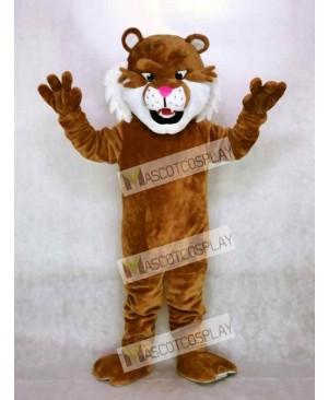 Realistic cheap Tiger Mascot Costume