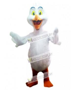 New Seagull Mascot Costume Bird