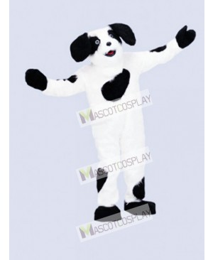 Sheep Dog Mascot Adult Costume