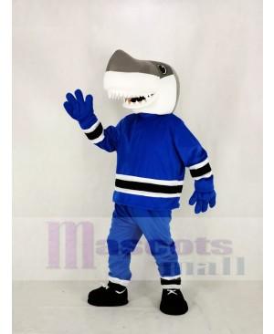 School Sharks Mascot Costume College