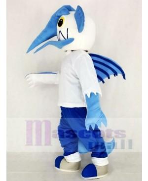 Realistic Swordfish Mascot Costume Animal