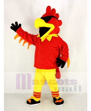 Rock Rooster Mascot Costume Animal