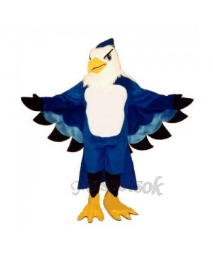 Cute Thunderbird Mascot Costume