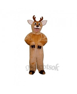 Cute Deer Mascot Costume