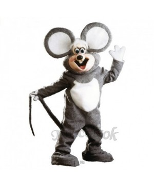 Squeek The Mouse Mascot Costume