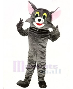 Tom Cat Mascot Costume Cartoon