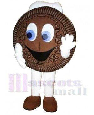 Cookie Foods Mascot Costume