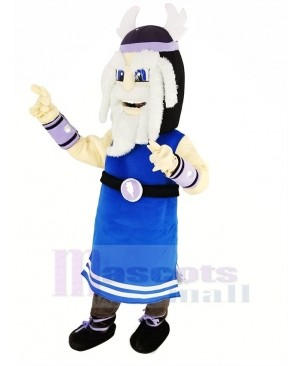 Thor Old Man Mascot Costume People