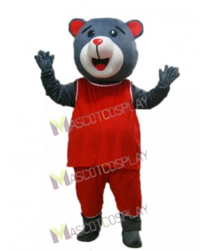 Rockets Basketball Clutch Big Bear Mascot Costume