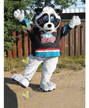 Cute Rocky Racoon Mascot Costume
