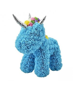 Blue Rose Unicorn Flower Unicorn Best Gift for Mother's Day, Valentine's Day, Anniversary, Weddings and Birthday