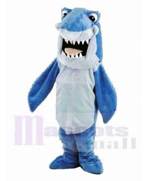 Sammy Shark Mascot Costume