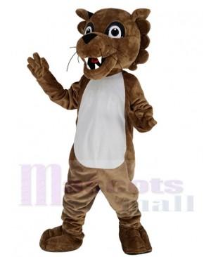 Cougar mascot costume