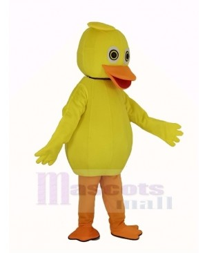 Yellow Duck Poultry Mascot Costumes Animal