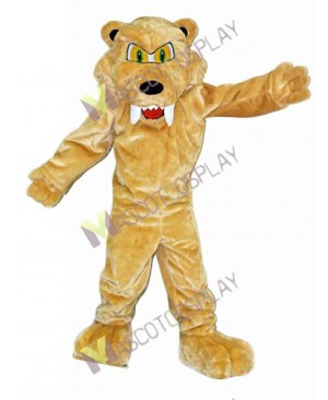 New Terrible Tiger Mascot Costume