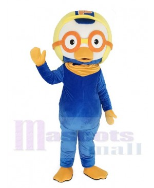 Pororo The Little Penguin Mascot Costume Cartoon