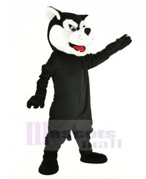 Black Bearcat Binturong Mascot Costume Animal