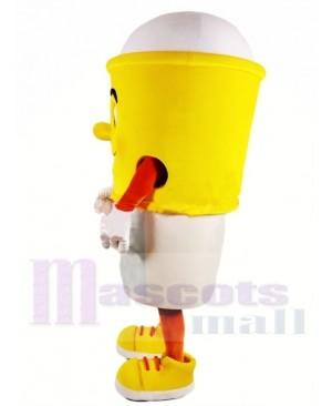 Happy Ice Cream Mascot Costume