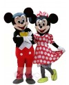 Hot Sale Mickey and Minnie Mouse Adult Mascot Costume