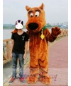 Scooby Doo Dog Mascot Costume Cartoon