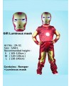 Children cartoon reality boy muscle superhero costume spiderman clothes kids cosplay