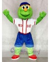 Wally Red Sox Mascot Costumes with Blue Hat