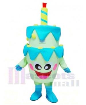 Superb Birthday Cake Mascot Costume
