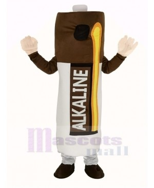 Funny Battery Mascot Costume