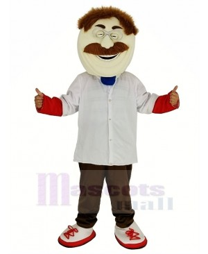 President Teddy Roosevelt Nats Mascot Costume People