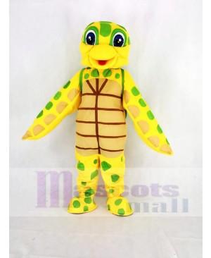 Cute Sea Turtle Mascot Costume Animal