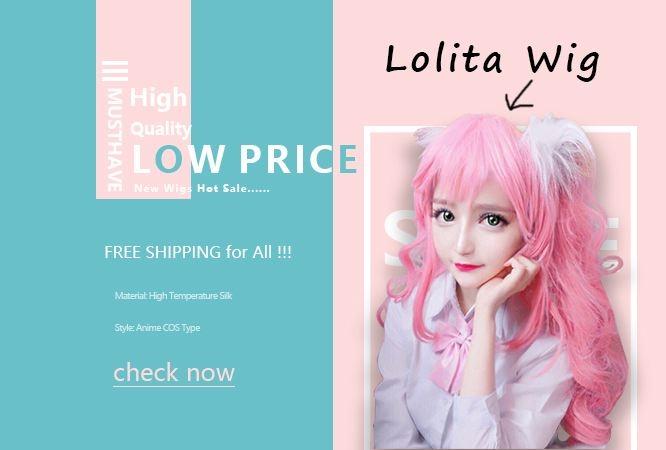 lolita wigs for sale