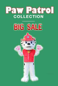kids mascot costumes for sale
